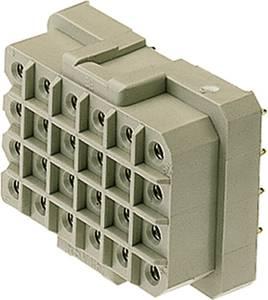 Weidmüller Hüvelysor (standard) RSV Pólusok száma 4 Raszterméret: 5 mm 1440200000 100 db Weidmüller