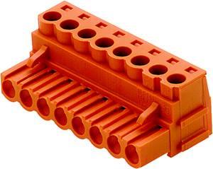 Weidmüller Hüvelyház kábel BL Pólusok száma 6 Raszterméret: 5.08 mm 1529160000 50 db Weidmüller