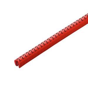 Jelölőgyűrű Jelölés 2 Külső átmérő tartomány 4 ... 10 mm 1568261509 CLI C 2-4 RT/SW 2 CD Weidmüller Weidmüller
