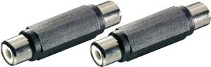 RCA alj/alj adapter készlet, 2 db, SpeaKa SpeaKa Professional