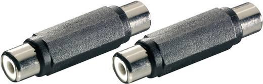 RCA alj/alj adapter készlet, 2 db, SpeaKa