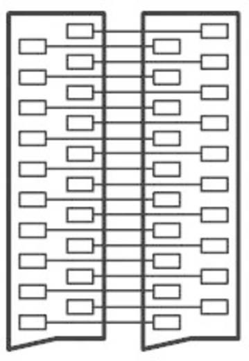 SCART közösítő aljzat/aljzat, SpeaKa Professional 50160