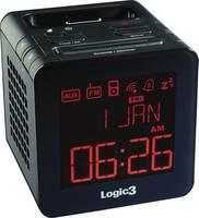 Rádiós ébresztő, Logic3 i-Station TimeCube , Fekete Logic3