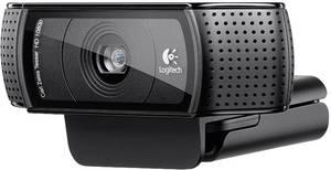 Full HD webkamera 1920 x 1080 pixel Logitech HD Pro Webcam C920 Csíptetős tartó Logitech