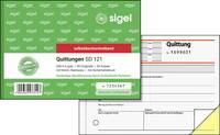 Sigel SD121 DIN A6 fekvő ATT.INT.NUMBER_SHEETS: 50 Fehér 100 lap (SD121) Sigel