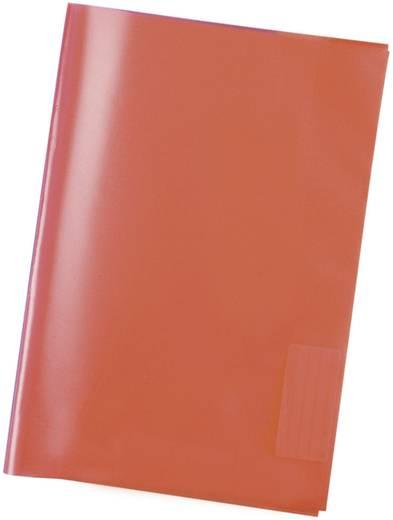 Füzetborító, A4, piros, HERMA 7492