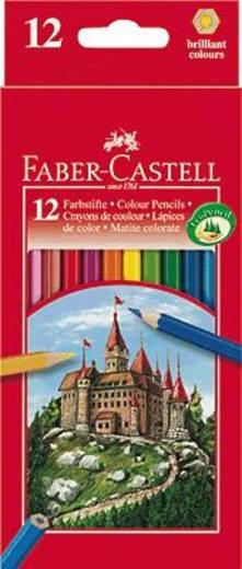 Színes ceruza, 12 db-os váras, Faber-Castell 111212