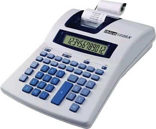 Asztali számológép, 12 karakteres, GBC IBICO 1228 X, IB410192