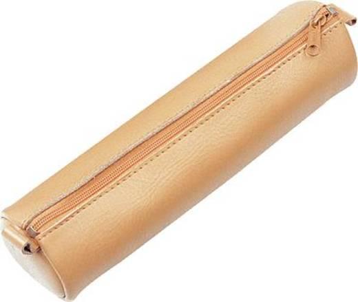 Hengeres tolltartó, valódi bőr/43016 kb 21 x 6 cm natúr 42 g