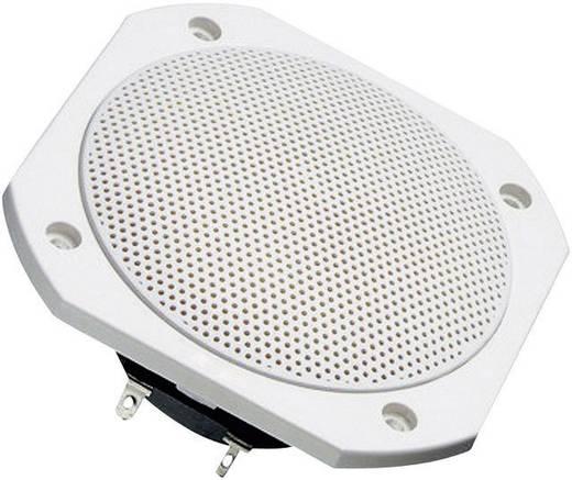 Beépíthető vízálló hangszóró 50W/4Ω, fehér színű Visaton FRS 10 WP