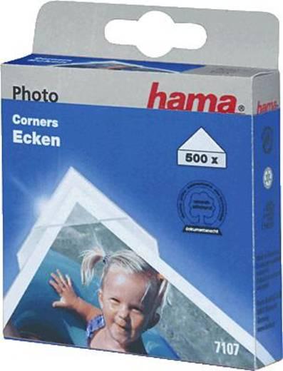 Fényképragasztó sarkok, 500 db, Herma VE500 7107