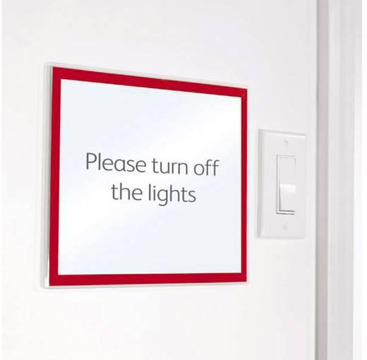 GBC HeatSeal fényes öntapadó lamináló fólia, 154x216 mm (A5), 2x125 mikron vastagságú, 100 ív/csomag, GBC 3747244