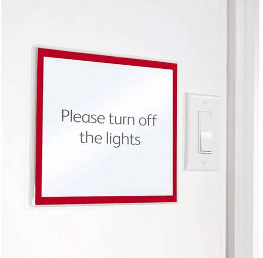 GBC HeatSeal fényes öntapadó lamináló fólia, 216x303 mm (A4), 2x125 mikron vastagságú, 100 ív/csomag, GBC 3747243
