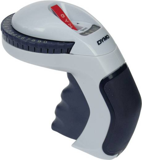 Dombornyomó feliratozó, DYMO Omega, feliratpzó szalag: 9 mm