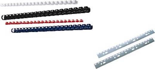 GBC spirál ibiCombs, 21 gyűrűs, 14mm, 125 lap, piros/4028218, tartalom: 100