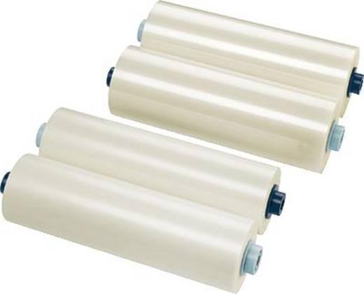 Fényes tekercses lamináló fólia, 305 mm x 75m, 2x75 mikron vastagságú, 2 tekercs/csomag, GBC 3400927EZ GBC EzLoad