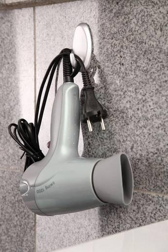 tesa® Powerstrips rendszer kampók/58013-00049-00 fehér, 2 kampó Fehér