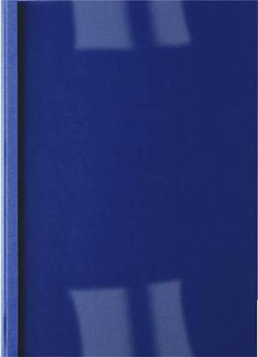 Hőkötő mappa 3 mm kék színű 100db GBC 451010 VE100