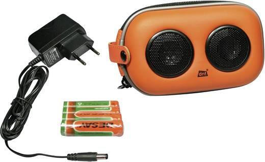 Hangszóró, DNT Soundbox X-01 Narancs