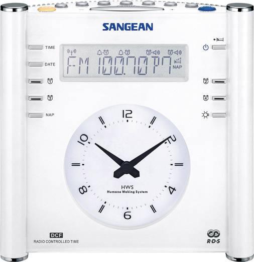 Sangean RCR-3 formatervezett rádió vekkerrel