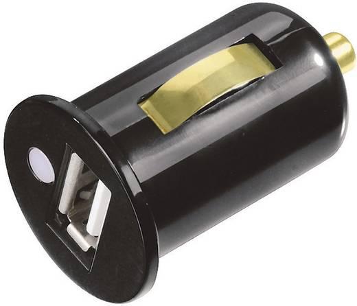Szivargyújtó USB autós adapter Hama Pico