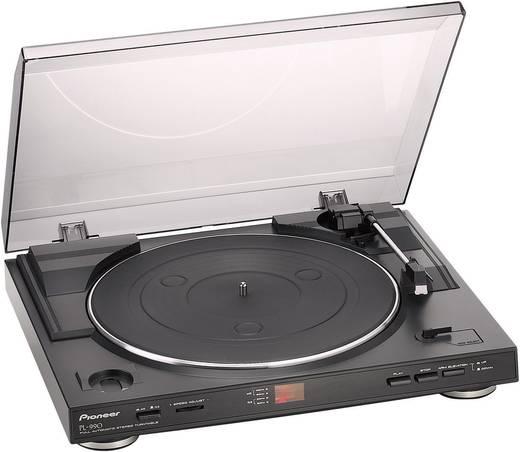Lemezjátszó, Pioneer PL-990/6, 33/45 ford / perc