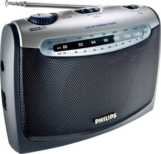 Táskarádió Philips AE 2160