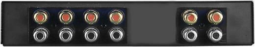 Hangszóró átkapcsoló, hangfal választó kapcsoló, hangerőszabályzóval 2 pár hangfalhoz SpeaKa SPC-5 HQ