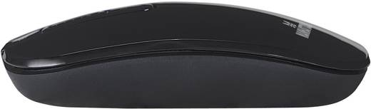Vezeték nélküli USB-s optikai egér, lapos kivitelű Manhattan Eclipse Mouse 177757