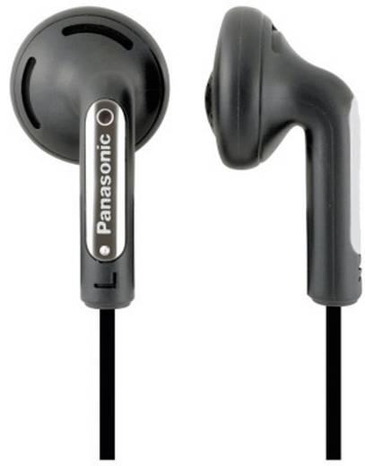 Panasonic RP-HV154 vezetékes fülhallgató, fekete színű