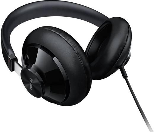 HiFi fejhallgató, fekete, PHILIPS SHP6000