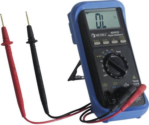 Digitális multiméter, True RMS mérőműszer 1000V AC/DC 10A AC/DC Metrel MD 9020