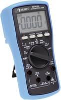 Metrel MD 9035 Kézi multiméter Kalibrált ISO digitális Gk. mérési funkció CAT II 1000 V Kijelző (digitek): 6000 Metrel