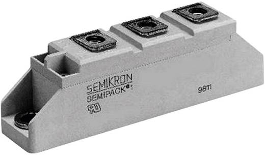 Egyenirányító dióda modul, ház típus: SEMIPACK® 1 , U(RRM) 1600 V, SEMIPACK® Semikron SKKD26/16