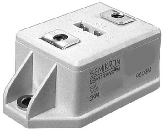 Teljesítmény MOSFET modul, N csatornás, ház típus: SEMITRANS™ M1, I(D) 200 A, U(DS) 100 V, SEMITRANS™ Semikron SKM111AR