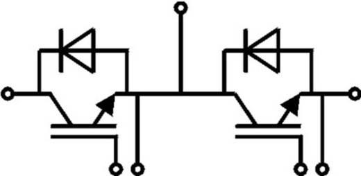 IGBT modul, ház típus: SEMITRANS® 2, I(C) 231 A, U(CES) 1200 V, SEMITRANS® Semikron SKM150GB12V