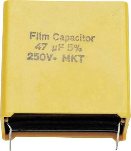 MKT axiális fóliakondenzátor frekvenciaváltókhoz 8,2 µF 100V/DC
