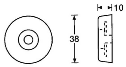 Gumiláb 38x10 mm, 8 részes készlet