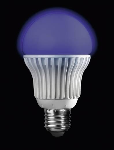 Színváltós LED-es izzó, 110 mm JEDI Lighting 230 V E27 3.2 W Rgb, tartalom: 1 db