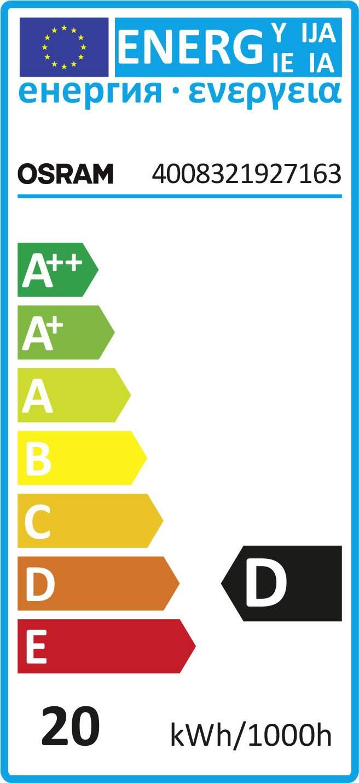 Energiatakarékossági osztály D