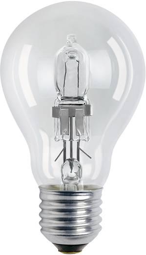 Eco halogén fényforrás, E27, 30 W, izzó forma, 2000 óra, Osram
