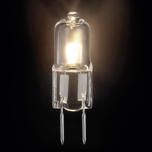 Halogén izzó G6.35 50W=60W, melegfehér, stift foglalat, Sygonix Eco