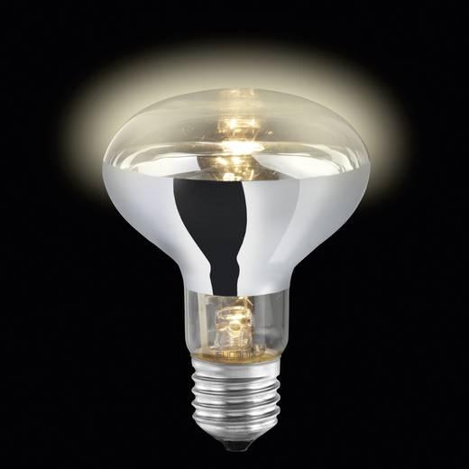 Nagyfeszültségű halogén izzó E27 42 W = 60 W melegfehér sygonix