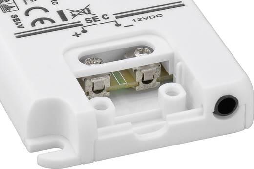 Vékony LED tápegység 6 W 12 V / DC 500 mA, goobay SET 12-06