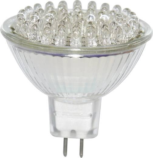LED-es izzó GU5.3 1.9 W=15 W melegfehér Conrad MR16