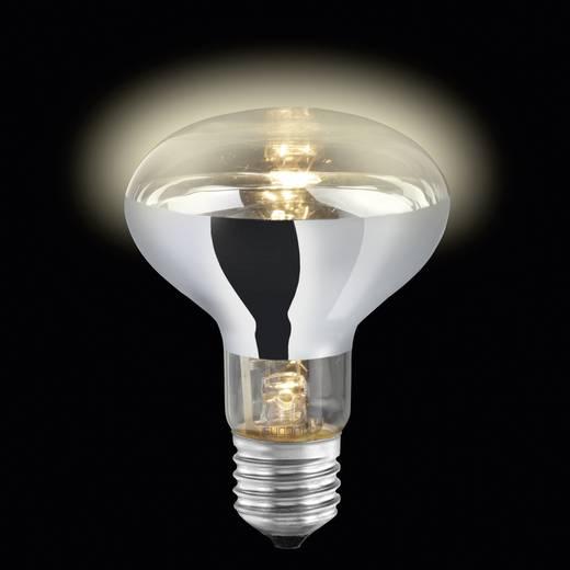 Nagyfeszültségű halogén izzó E27 60 W = 85 W melegfehér sygonix