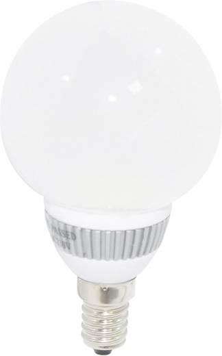 LED-es izzó E14 1.8 W=20W hidegfehér Conrad