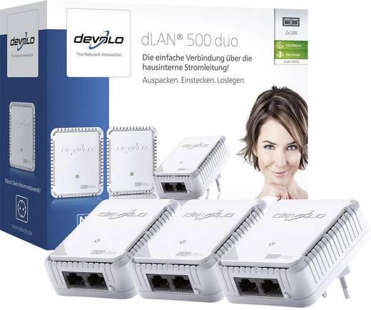 DEVOLO DLAN 500AV DUO hálózati készlet