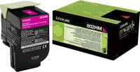 Lexmark Toner 802HM CX410 CX510 80C2HM0 Eredeti Bíbor 3000 oldalak (80C2HM0) Lexmark