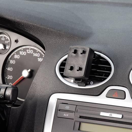 Autós GPS-hez való szellőző rostélyra rakható tartó konzol Hama Base